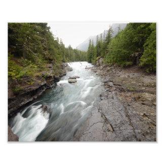parque del glaciar de 0044 8/12 caídas de Mc Donal Arte Con Fotos