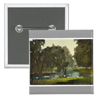 Parque del Hampton Court Londres y suburbios cl Pins