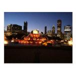 parque del milenio de Chicago Postal