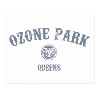 Parque del ozono postal