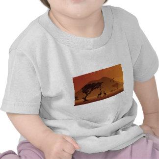Parque del safari camiseta