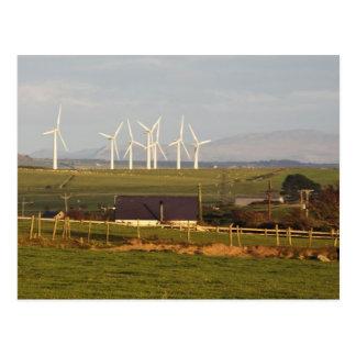 Parque eólico de Anglesey Postales