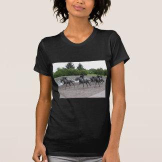 Parque excelente camisetas