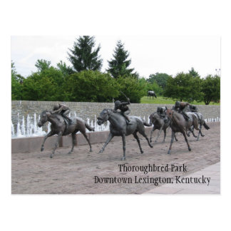 Parque excelente Lexington céntrica,… Postal