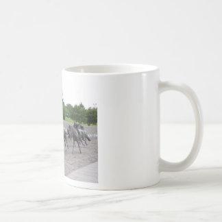 Parque excelente taza de café