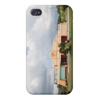 Parque, golf y club de campo de San Juanico iPhone 4 Fundas