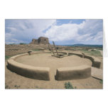 Parque histórico nacional de los E.E.U.U., New Méx Tarjeta