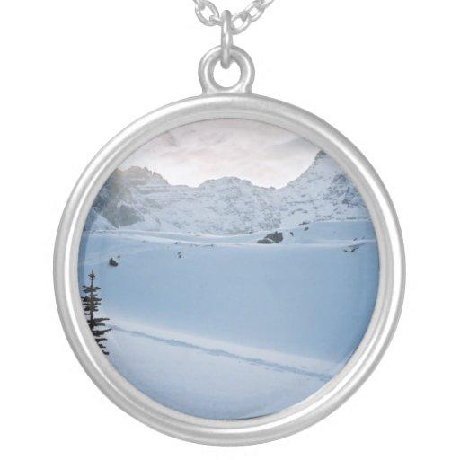 Parque Icefields Alberta Canadá de Parker Ridge Ba Pendientes Personalizados