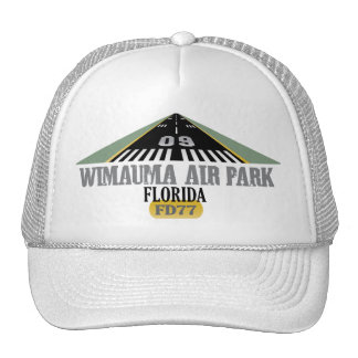 Parque la Florida - pista del aire de Wimauma del  Gorros
