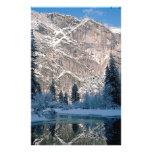 Parque los E.E.U.U. de Yosemite Papeleria Personalizada