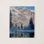 Parque los E.E.U.U. de Yosemite Puzzle
