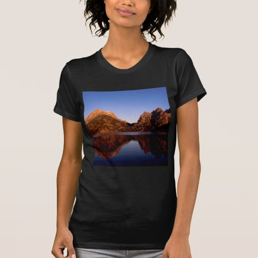 Parque magnífico de Jenny Teton del lago Camisetas