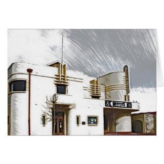 Parque Memorial Hall, Perth de Mosman Tarjeta De Felicitación