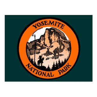 Parque nacional 1910 de Yosemite Postales