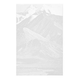 Parque nacional 1970 de los E.E.U.U. Alaska Mt Papeleria De Diseño