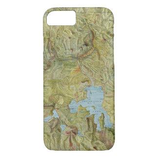 Parque nacional 2 de Yellowstone Funda iPhone 7