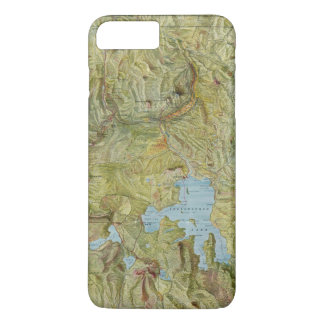Parque nacional 2 de Yellowstone Funda iPhone 7 Plus