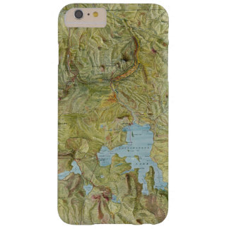 Parque nacional 2 de Yellowstone Funda Para iPhone 6 Plus Barely There