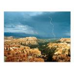 Parque nacional 2, Utah del barranco de Bryce Postal