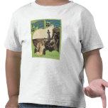 Parque nacional 3 de Yellowstone Camiseta