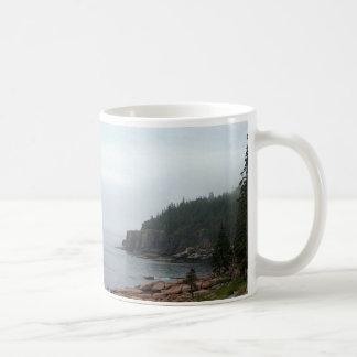 Parque nacional 3 del Acadia Taza Clásica