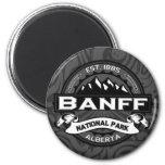 "Parque nacional ""Ansel Adams "" de Banff Iman De Frigorífico"