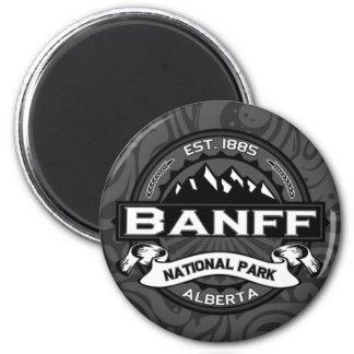 """Parque nacional """"Ansel Adams """" de Banff Imán Redondo 5 Cm"""