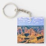 Parque nacional Arizona del Gran Cañón Llavero