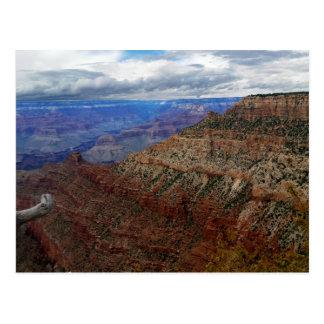 Parque nacional Arizona los E.E.U.U. del Gran Postal