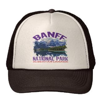 Parque nacional de Banff, Alberta Canadá Gorros