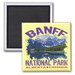 Parque nacional de Banff, Alberta Canadá Iman