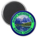 Parque nacional de Banff, Alberta, Canadá Iman