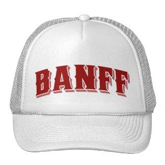 Parque nacional de Banff Gorro