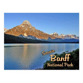 Parque nacional de Banff Postales