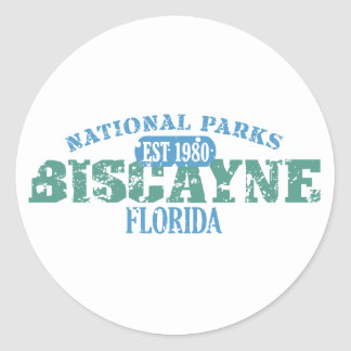 Parque nacional de Biscayne Etiquetas