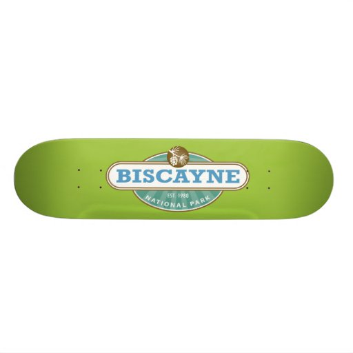 Parque nacional de Biscayne Tabla De Skate