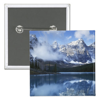 Parque nacional de Canadá, Alberta, Banff, lago Pin Cuadrada 5 Cm
