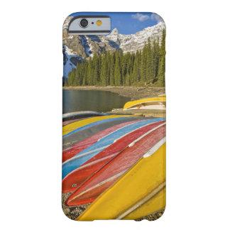 Parque nacional de Canadá, Alberta, Banff, moraine Funda Barely There iPhone 6
