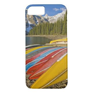 Parque nacional de Canadá, Alberta, Banff, moraine Funda iPhone 7