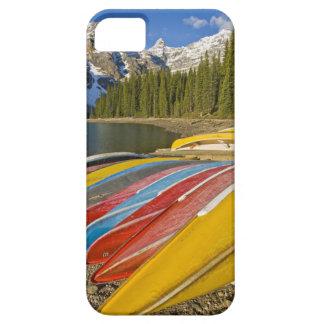 Parque nacional de Canadá, Alberta, Banff, moraine Funda Para iPhone SE/5/5s