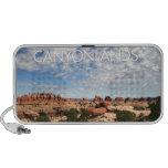 Parque nacional de Canyonlands iPhone Altavoces