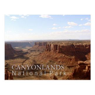 Parque nacional de Canyonlands Postales