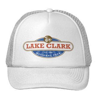 Parque nacional de Clark del lago Gorros Bordados