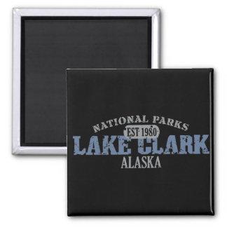 Parque nacional de Clark del lago Iman Para Frigorífico