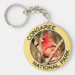 Parque nacional de Congaree Llaveros Personalizados