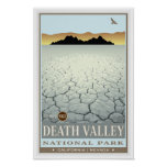 Parque nacional de Death Valley 3 Impresiones