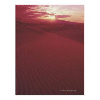 Parque nacional de Death Valley, California Postales