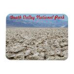 Parque nacional de Death Valley Imán Foto Rectangular