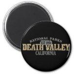 Parque nacional de Death Valley Imán Redondo 5 Cm