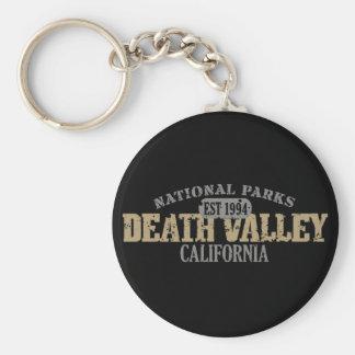Parque nacional de Death Valley Llavero